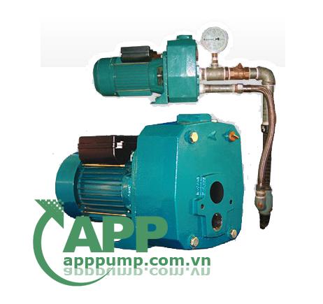 Máy bơm nước giếng đẩy cao APP PC-500E 1.5HP
