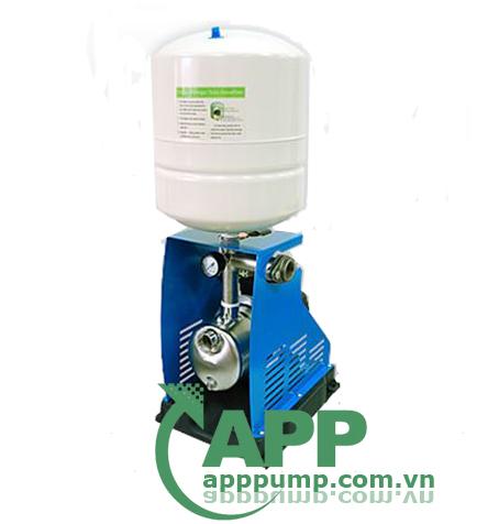 Máy bơm tăng áp đầu inox APP HOME-05 0.5HP